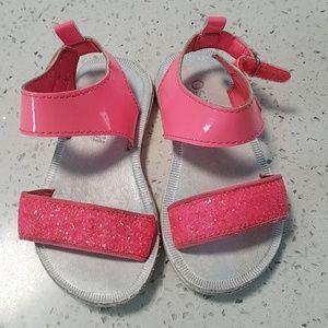 Oshkosh B'gosh Sandals (Baby Size:7)